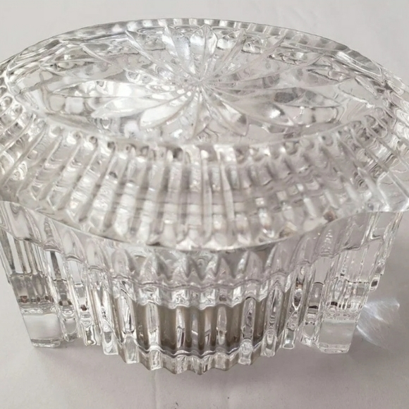 Waterford Other - Waterford Crystal Music/Jewelry Box